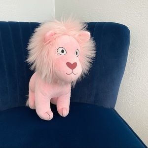 CN Steven Universe Zag Toys plush pink lion